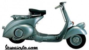 Vespa 98 Serie II